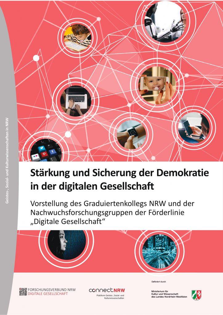 Titelblatt ConnectNRW Broschüre