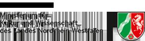 Logo Ministerium für Kultur und WIrtschaft des Landes Nordrhien-Westfalen