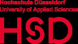 Logo der HSD Fachhochschule Düsseldorf
